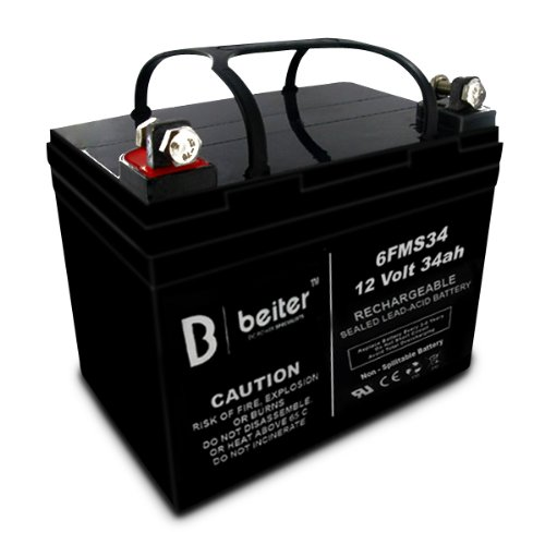 Beiter Dc Power 174 Xtreme Battery Lawn And Garden Tractor
